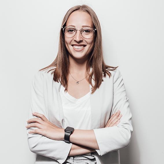 Mitarbeiterfoto Luisa Bohs