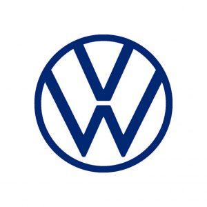Dies ist das Logo von Volkswagen