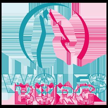 Logo des Wolfsburg Shops