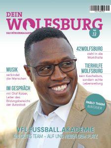 Cover DEIN WOLFSBURG Ausgabe 12