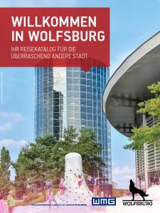 Cover Reisekatalog Wolfsburg 2021