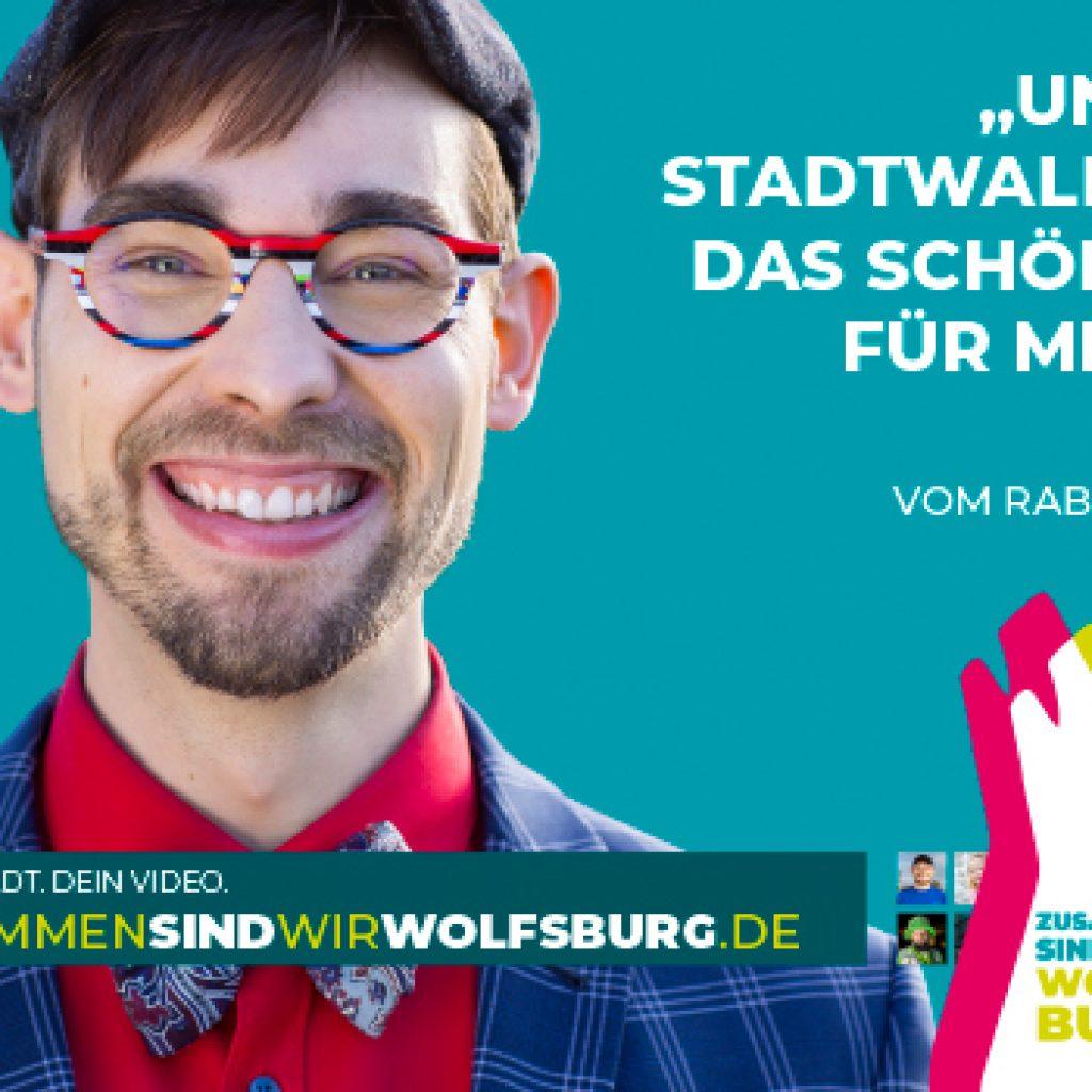 Plakatmotiv der WMG-Kampagne