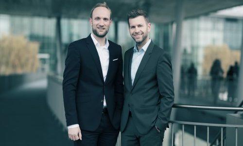 Jens Hofschröer und Dennis Weilmann, Die Geschäftsführer der WMG