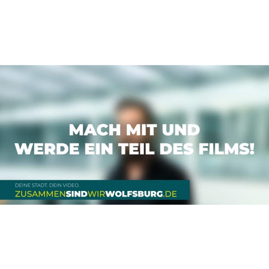 CTA Zusammen sind wir Wolfsburg