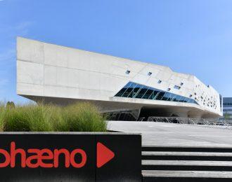 Das phaeno in Wolfsburg ist das Science- und Erlebnis-Center in Wolfsburg