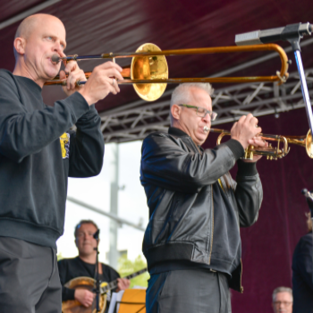 Traditional Old Merry Tale Jazzband bei Jazz & more 2015