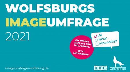 Bild mit Link zur Wolfsburg Imageumfrage 2021