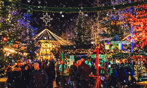Wolfsburger Weihnachtsmarkt